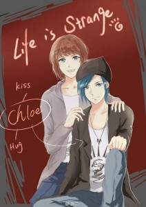 Life is strange - Chloe x Max
