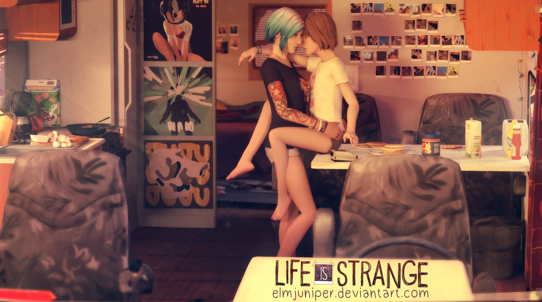 Life is Strange Max & Chloe