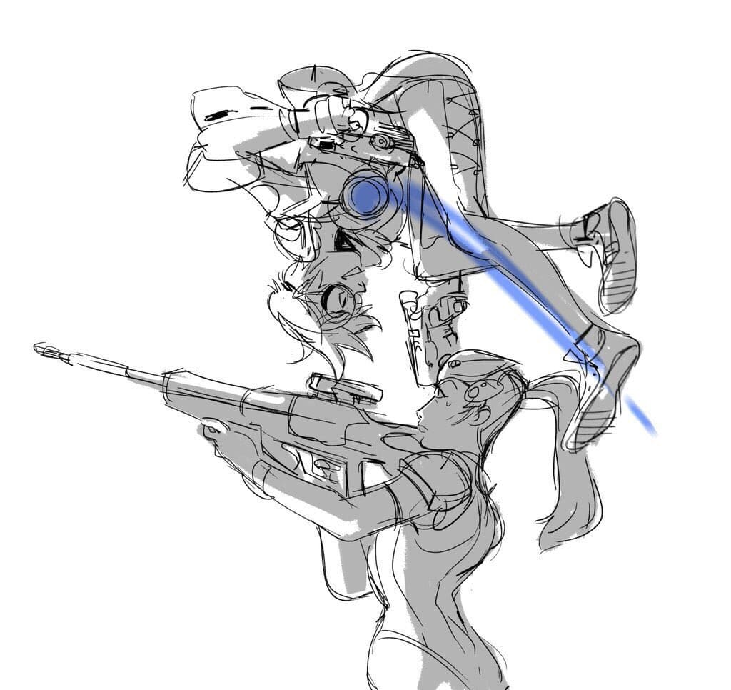 WIDOWMAKER & TRACER