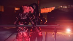 Jack and Miranda Mass Effect